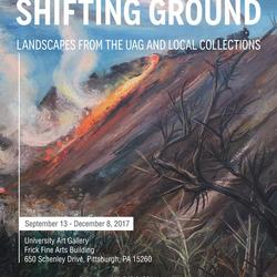 Shifting Ground Poster